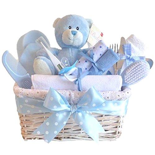 Cesta Deluxe de regalo para bebés