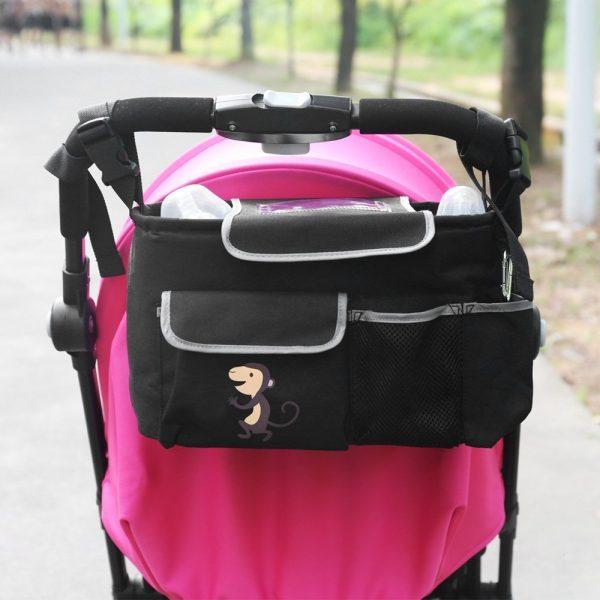 Gran Bolsa organizadora para carrito de bebé_1