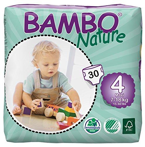 Pañales Bambo - Pañal para bebés Bambo Nature 7-18kg
