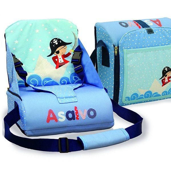 Trona de viaje portátil para bebé
