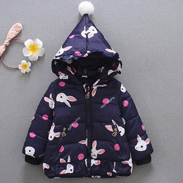 abrigo de invierno para bebes