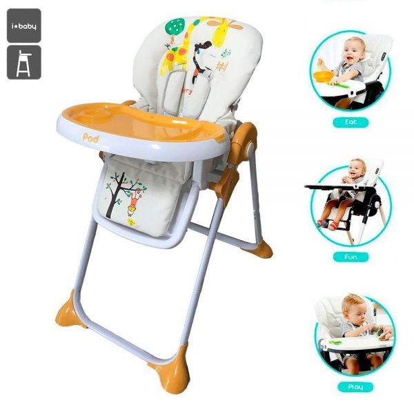 trona jirafa para bebes