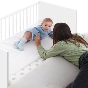 cuna colecho practicar colecho colechar bebe lactancia