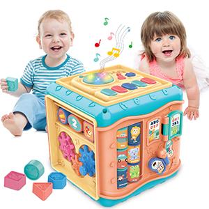 Juguete de Bebé Multipropósito 6 en 1