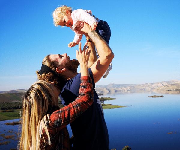 Viajar con bebes